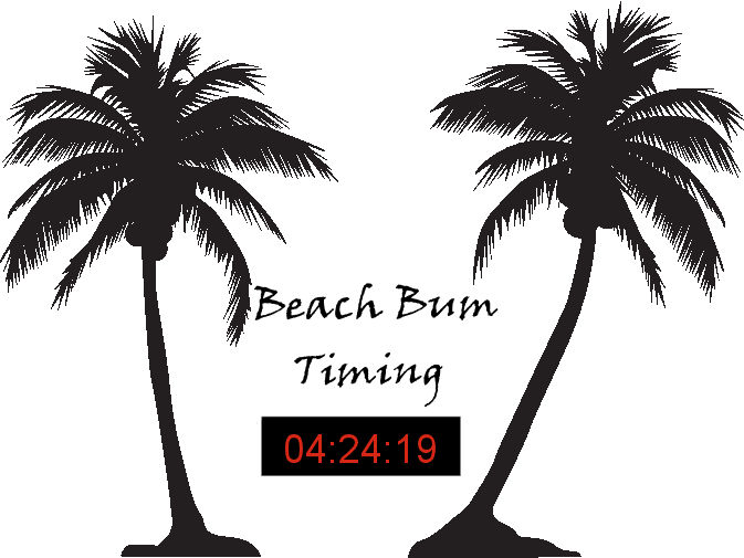 Beach Bum Timing