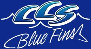 Charlotte County Swim Masters Blue Fins